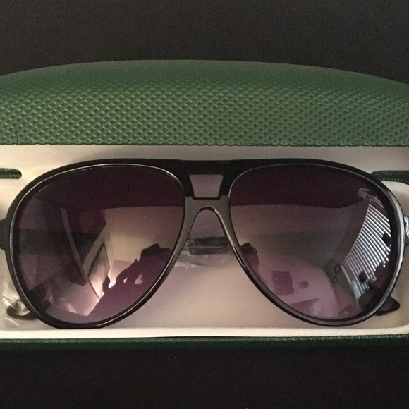 1495383675fa Lacoste Accessories - Lacoste Sunglasses Case NEW!